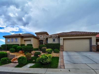 Henderson Single Family Home For Sale: 2142 Sandstone Cliffs Drive