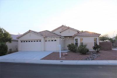 North Las Vegas Single Family Home For Sale: 6329 Double Oak Street