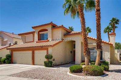 Las Vegas Single Family Home For Sale: 3033 Pier Harbor Drive