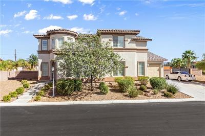 North Las Vegas Single Family Home For Sale: 3516 Chaps Ranch Avenue