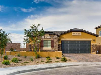 Henderson Single Family Home Contingent Offer: 116 Ullapool Court