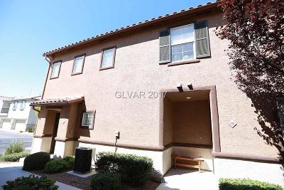 Las Vegas Condo/Townhouse Contingent Offer: 7320 Marble Lake Street #102