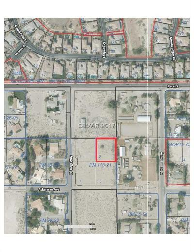 Las Vegas Residential Lots & Land For Sale: Tioga