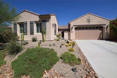 Henderson Single Family Home For Sale: 2562 Kinghorn Place