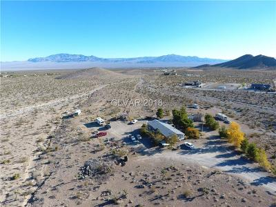 Las Vegas Residential Lots & Land For Sale: 14580 Kyle Canyon Road