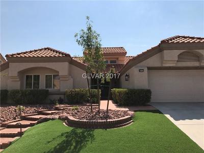 Las Vegas Single Family Home For Sale: 8717 Litchfield Avenue