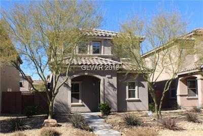 Single Family Home For Sale: 9935 Anthem County Street