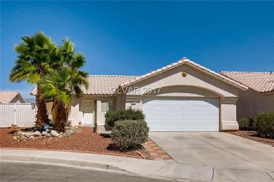 North Las Vegas Single Family Home For Sale: 3742 St Phillip Court