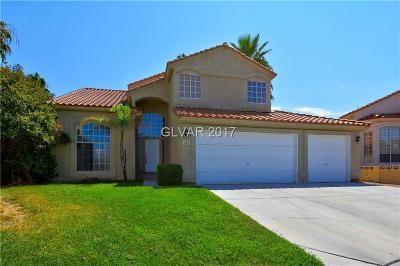 Las Vegas Single Family Home For Sale: 1557 Point Kirby Avenue