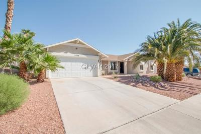 Henderson Single Family Home For Sale: 2244 Heavenly View Drive
