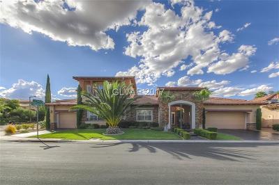 Las Vegas Single Family Home For Sale: 221 Tiburtina