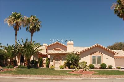 Las Vegas Single Family Home For Sale: 6992 Farm Road