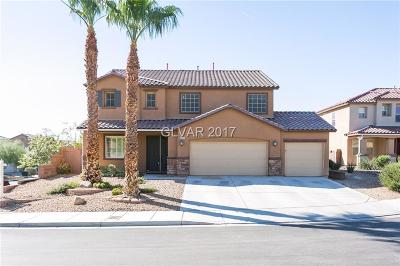North Las Vegas Single Family Home For Sale: 2417 Craggy Ledge Avenue