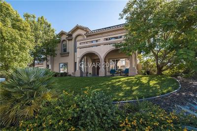 Las Vegas Single Family Home For Sale: 9560 W. Rosada Way