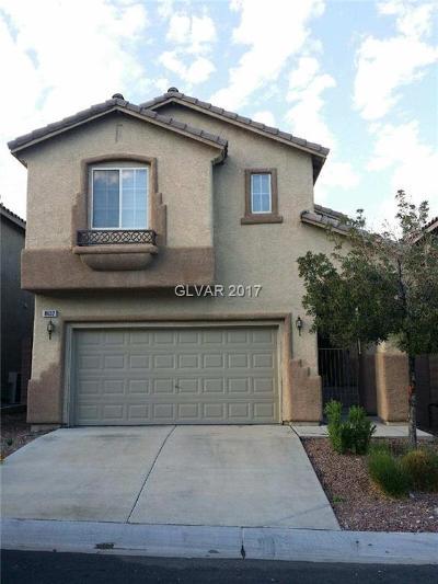 Las Vegas NV Single Family Home For Sale: $245,000
