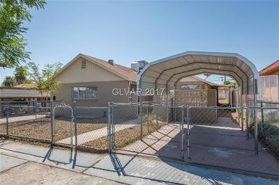 Las Vegas Multi Family Home For Sale: 2528 Sunrise Avenue