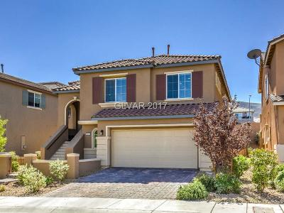 Las Vegas Single Family Home For Sale: 913 Estes Cove Avenue