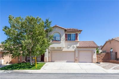 Henderson Single Family Home For Sale: 1030 Plentywood Place