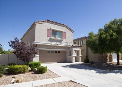 North Las Vegas Single Family Home For Sale: 5472 Overlook Valley Street