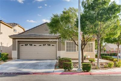 North Las Vegas Single Family Home For Sale: 305 Iron Summit Avenue