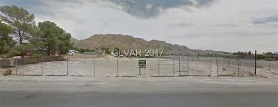 Las Vegas Residential Lots & Land For Sale: 664 Fogg Street