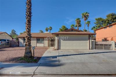 Clark County Single Family Home For Sale: 3888 Comb Court