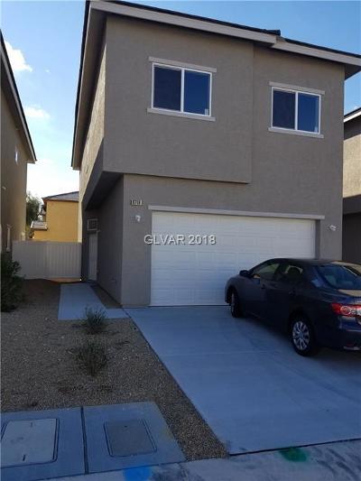 Las Vegas Single Family Home For Sale: 6719 Pocket Wood Street
