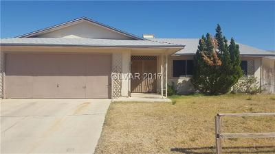 Las Vegas Single Family Home For Sale: 229 Roland Wiley Road