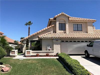 Henderson Single Family Home For Sale: 376 Sanctuary Court