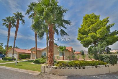 Las Vegas Single Family Home For Sale: 8385 Florine Avenue