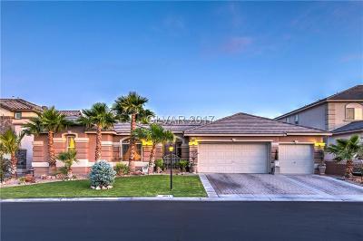 Las Vegas Single Family Home For Sale: 9045 Patinagem Avenue
