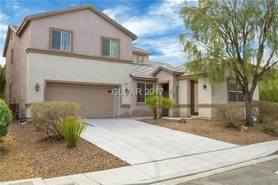 North Las Vegas Single Family Home For Sale: 4005 Grant Hill Avenue