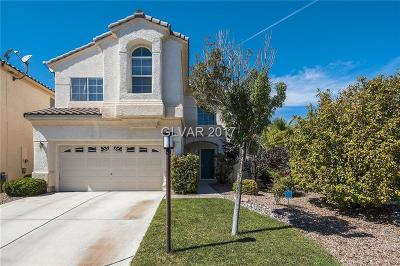 Las Vegas NV Single Family Home Sale Pending: $289,888