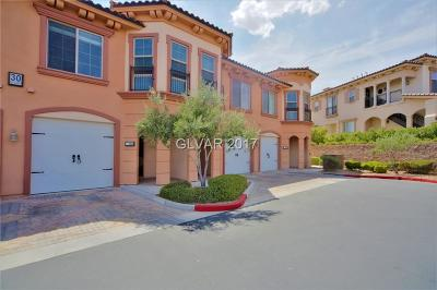 Henderson NV Condo/Townhouse For Sale: $237,900