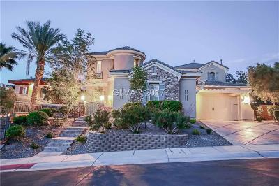 Henderson NV Single Family Home For Sale: $1,099,888