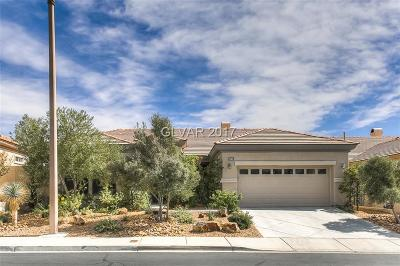 Las Vegas Single Family Home For Sale: 3270 Turning Bridge Street