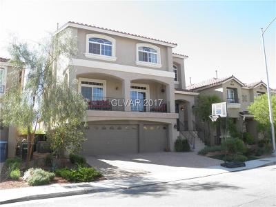 Las Vegas Single Family Home For Sale: 6329 White Heron Court