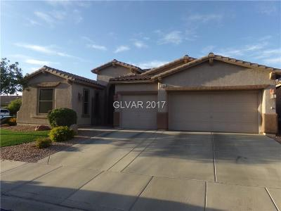 Clark County Single Family Home For Sale: 848 Chameleon Star Avenue