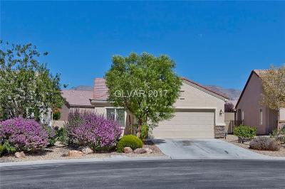 North Las Vegas Single Family Home For Sale: 2108 Crake Court