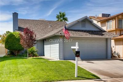 Clark County Single Family Home For Sale: 816 Schooner Drive