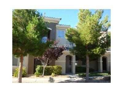 Clark County Condo/Townhouse For Sale: 9050 Warm Springs Road #2055