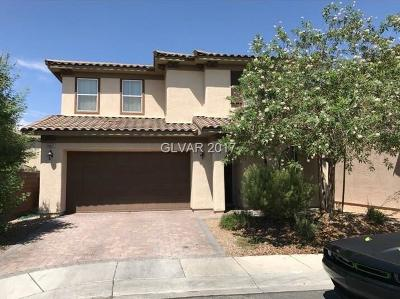 Las Vegas Rental For Rent: 10447 Romoco Court