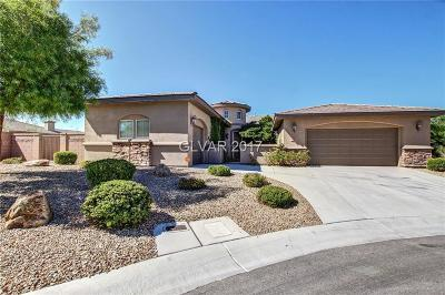 Las Vegas Single Family Home For Sale: 7705 Reflecting Waters Court