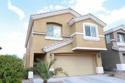 Las Vegas Single Family Home For Sale: 202 Dog Leg Drive