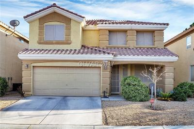 Las Vegas Single Family Home For Sale: 251 Hickory Heights Avenue