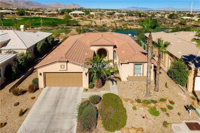 Las Vegas Single Family Home For Sale: 10276 Romantico Drive