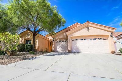 Las Vegas Single Family Home For Sale: 10639 Bella Ordaz Way