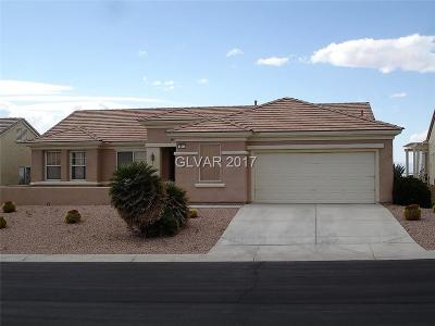 Henderson Single Family Home For Sale: 2612 Arimo Drive