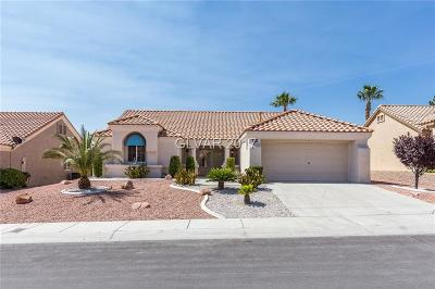 Las Vegas Single Family Home For Sale: 9221 Yucca Blossom Drive