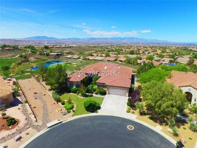 Henderson Single Family Home Contingent Offer: 2636 Arimo Drive